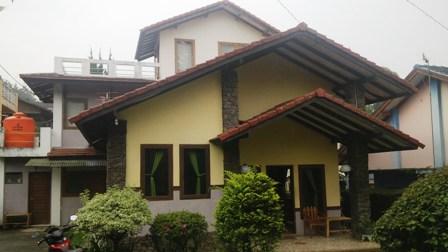 Villa Blok B no 4