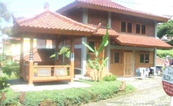 Hasil gambar untuk villa made di lembang