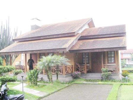 Villa Blok I no 1