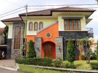 Villa Orange - 5 Kamar - Blok Z1 No 2