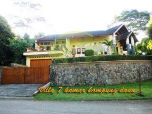 Villa Ims 7 Kamar kamapung daun