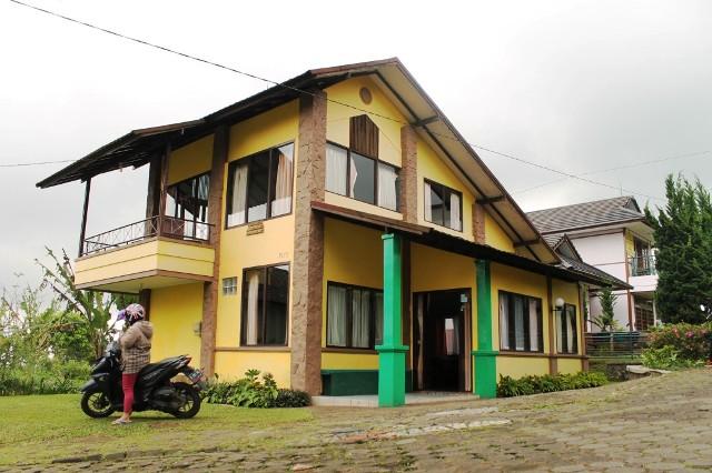 Villa Blok P 1 no 2