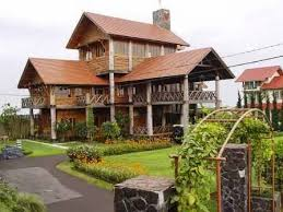Villa Dekat Tempat Wisata Di Lembang Bandung