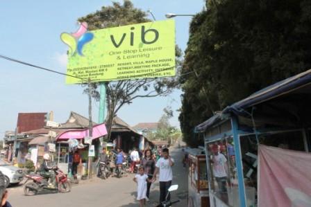 Informasi Sewa Villa Di Lembang Di Komplek Villa Istana Bunga